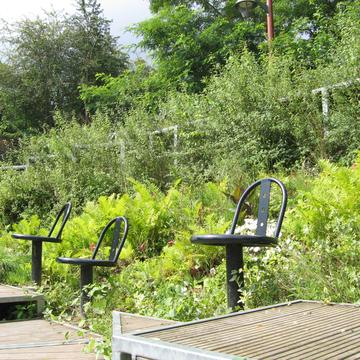 Parc urbain végétalisé, Mons-en-Baroeul
