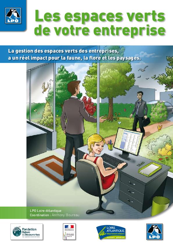Les espaces verts de votre entreprise gestion diff renci e for Les espaces verts pdf