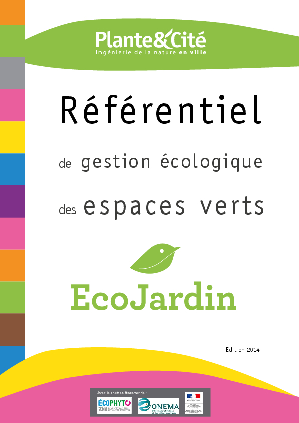 R f rentiel de gestion cologique des espaces verts for Les espaces verts pdf